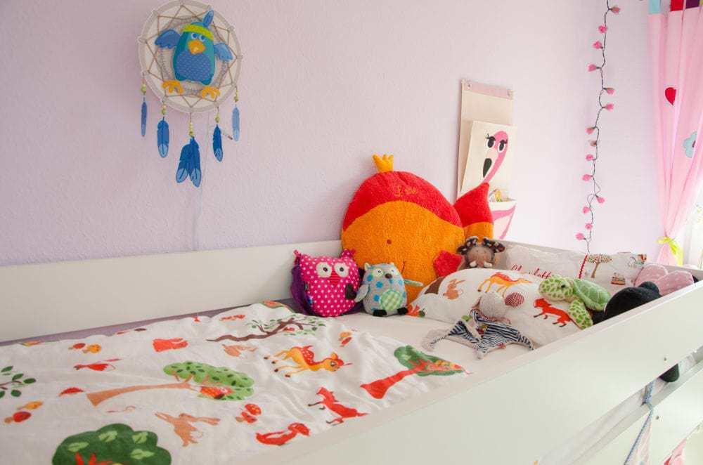 Lottes Neues Hochbett Kinderzimmer Co Familie Baby