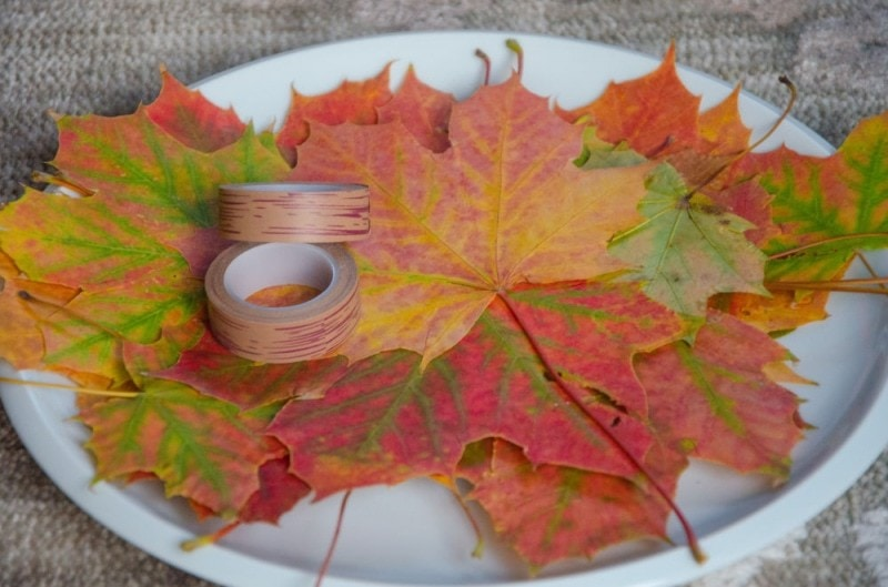 Masking Tape Herbstbaum 3