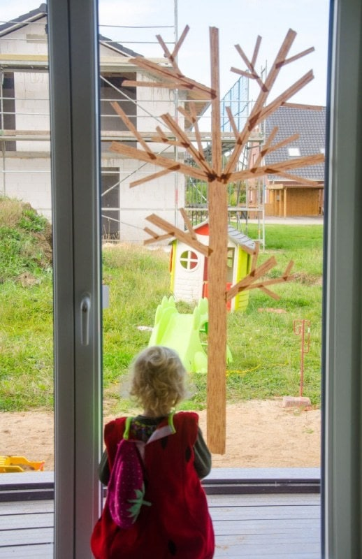 Masking Tape Herbstbaum 6