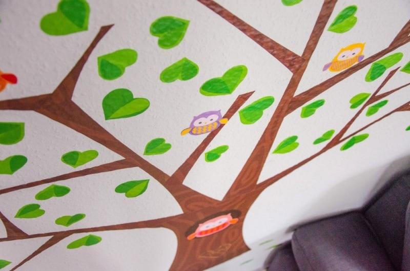 Wandsticker Baum 2