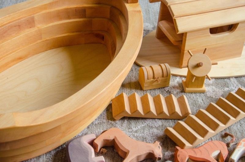 ostheimer arche verlosung spielzeug baby kind und meer. Black Bedroom Furniture Sets. Home Design Ideas