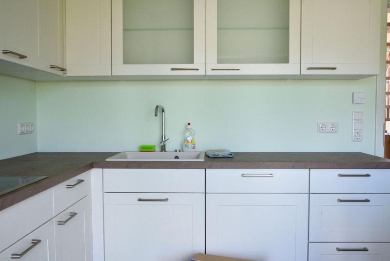 Küche vorher 2