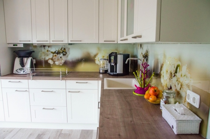 Küchenrückwand 2