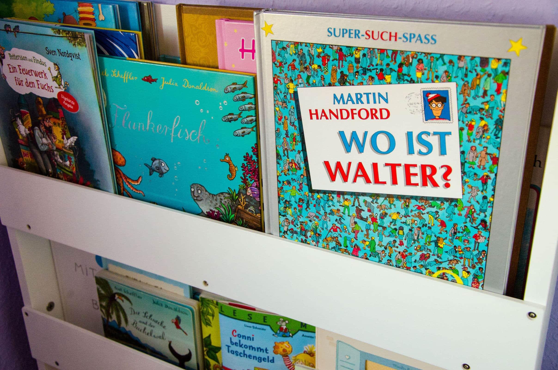 Bücherregal kinderzimmer selber bauen  UNSERE LIEBLINGSBÜCHERREGALE - Interior - Baby, Kind und Meer