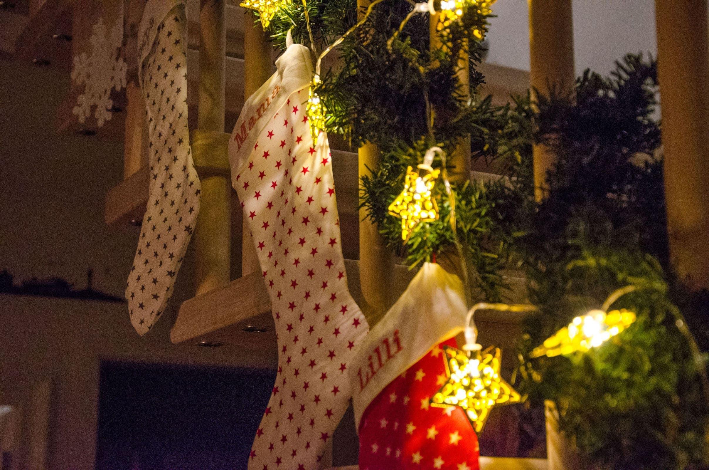 Wann Kann Man Weihnachtsdeko Aufstellen.Unsere Weihnachtsdeko Kinderzimmer Co Familie Baby Kind Und