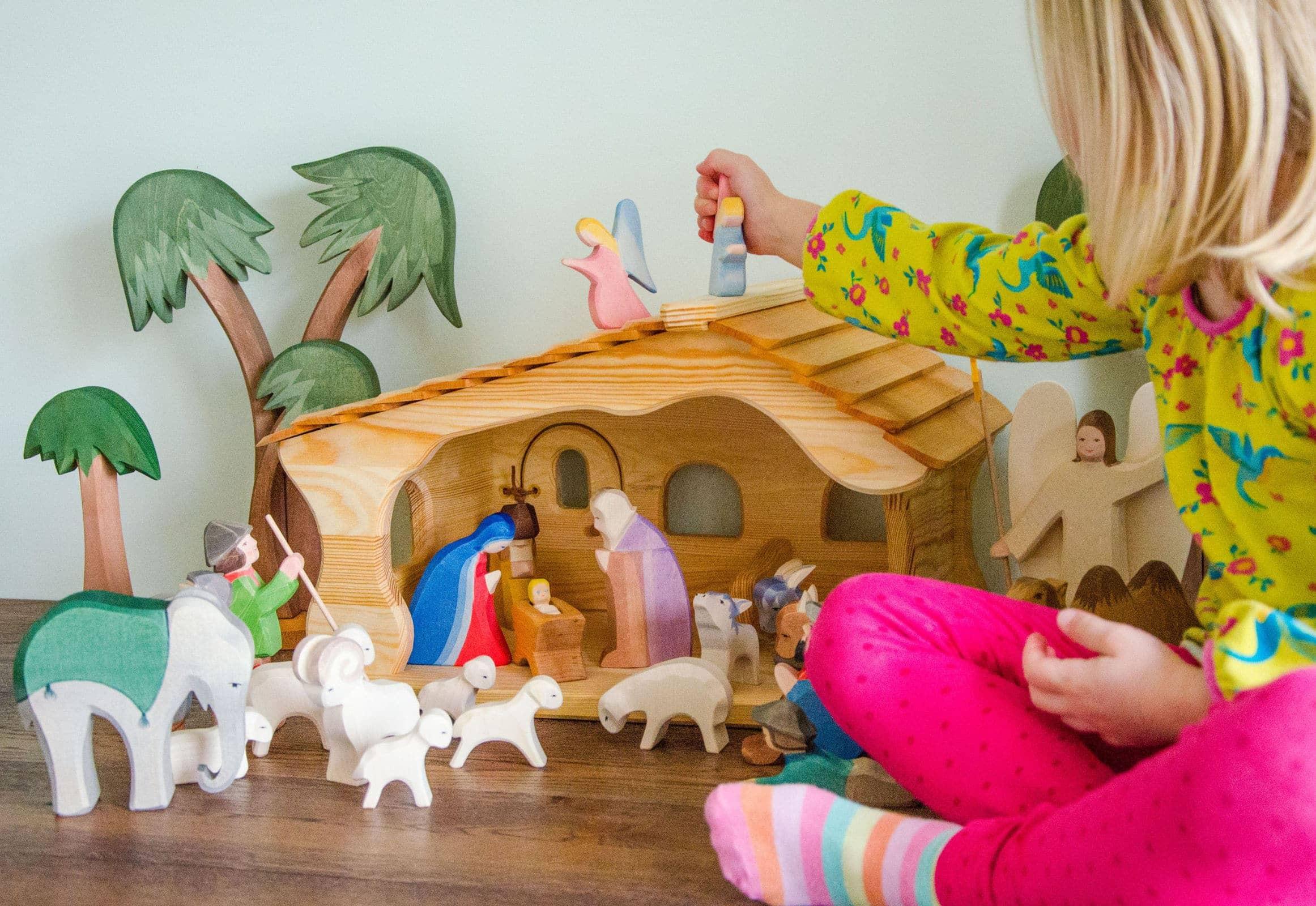 ostheimer krippe verlosung spielzeug baby kind und meer. Black Bedroom Furniture Sets. Home Design Ideas