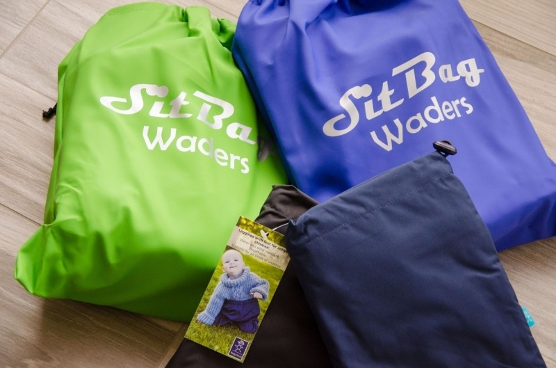 SitBag Waders