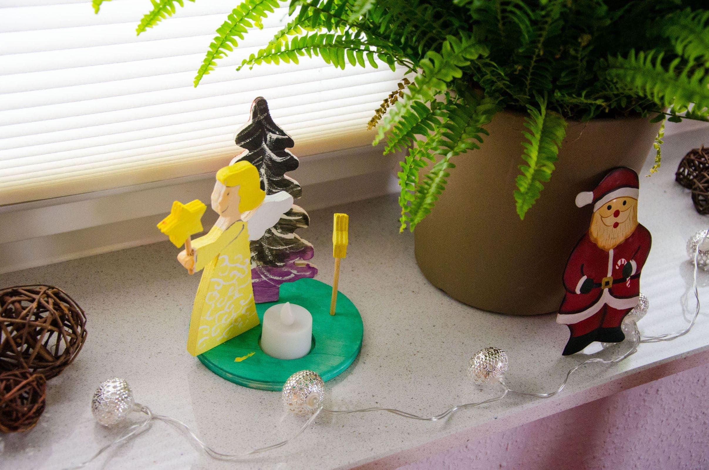 Suche Schöne Weihnachtsdeko.Unsere Weihnachtsdeko Kinderzimmer Co Familie Baby Kind Und