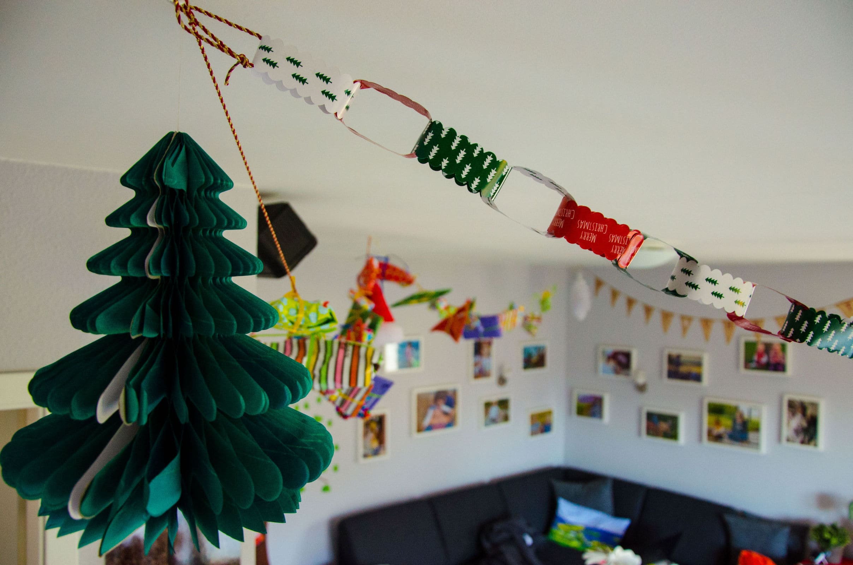 Weihnachtsdeko Kinderzimmer.Unsere Weihnachtsdeko Kinderzimmer Co Familie Baby Kind Und