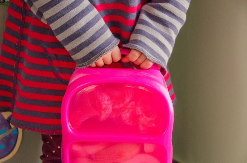 große Lunchbox für Kinder