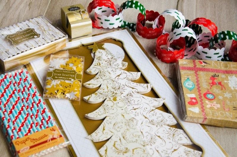 hello party Weihnachtsdeko