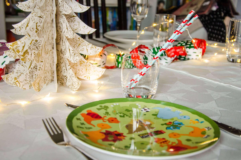 Unsere weihnachtsdeko familienleben interior baby for Tischdeko party