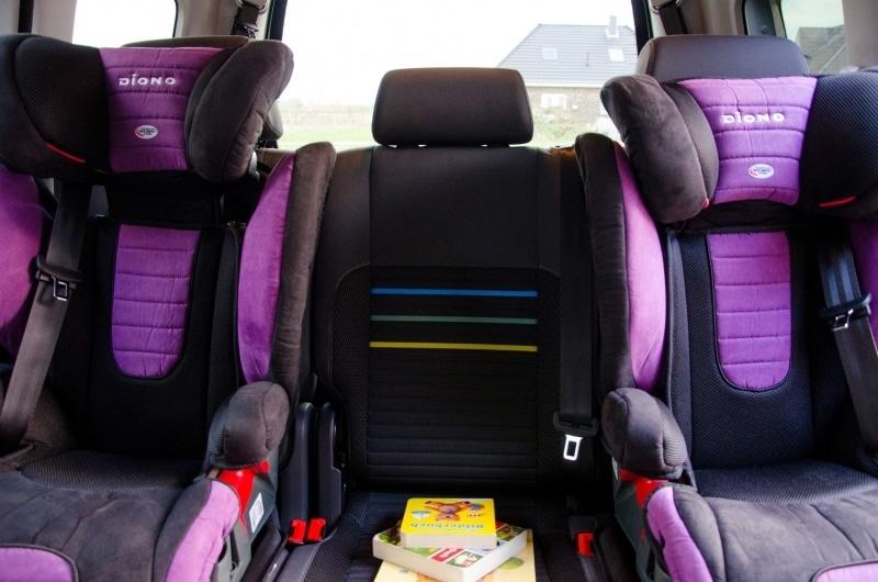 Diono Autositz 3