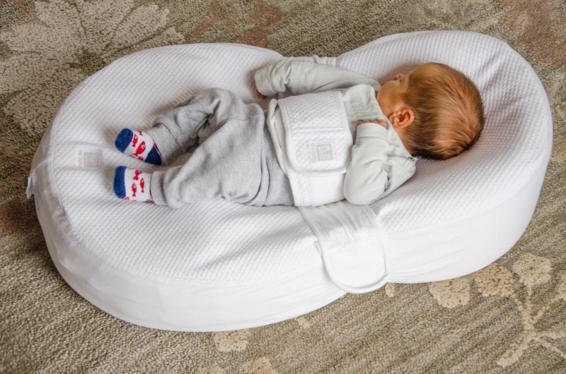 Tom in Cocoonababy 4