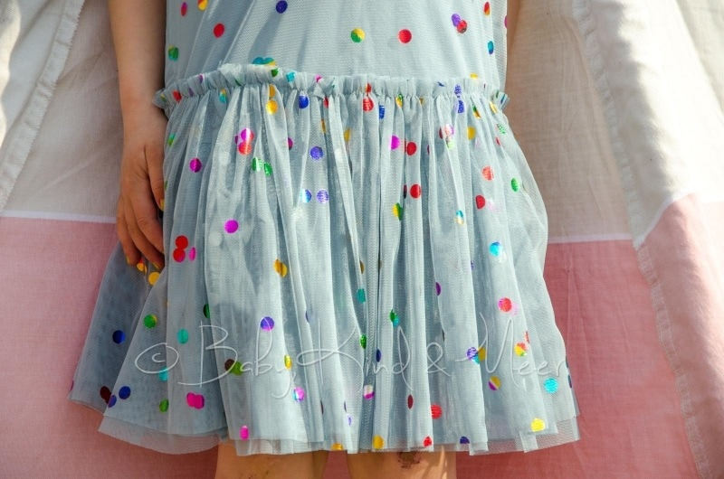 Lilli im Stella McCartney Kleid 2