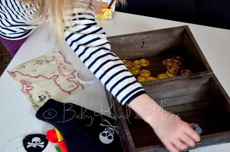 Piraten spielen