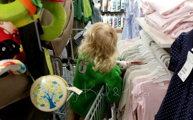 Shoppen bei H&M