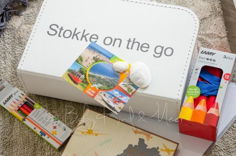 Stokke on the go Koffer