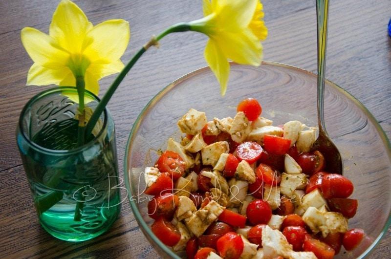 Tomaten-Salat