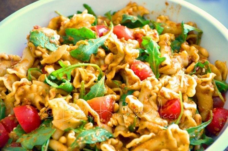 Italienischer Nudelsalat (7)