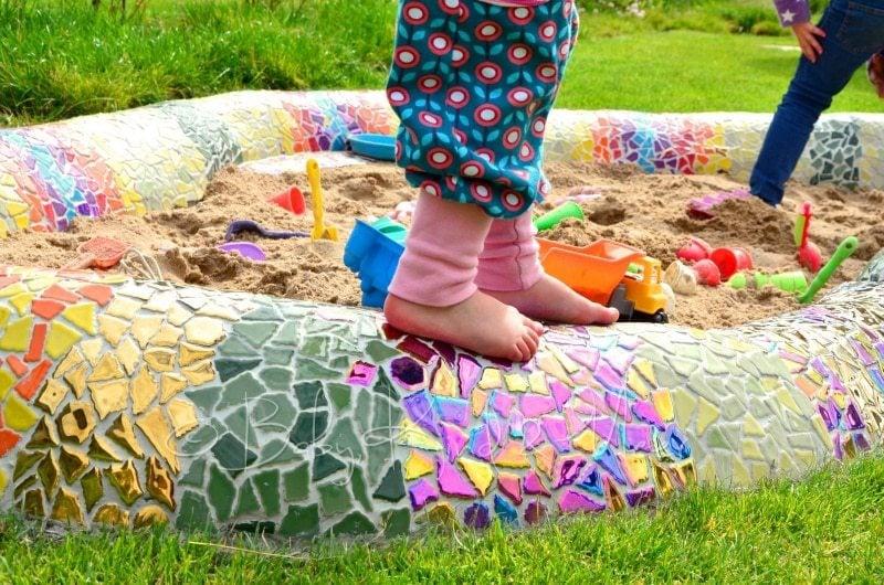 Lotte Mosaik Schlange (2)