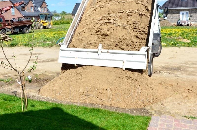 Sandkiste bauen (2)