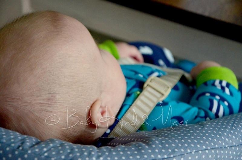 Tom im Newborn Set Stokke