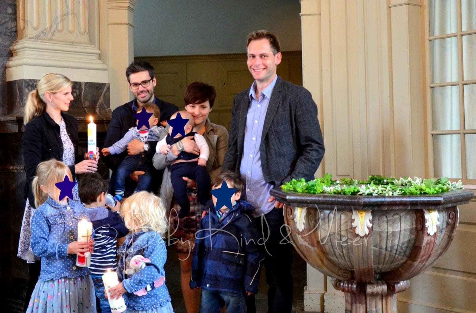Toms Taufe Familienleben Baby Kind Und Meer