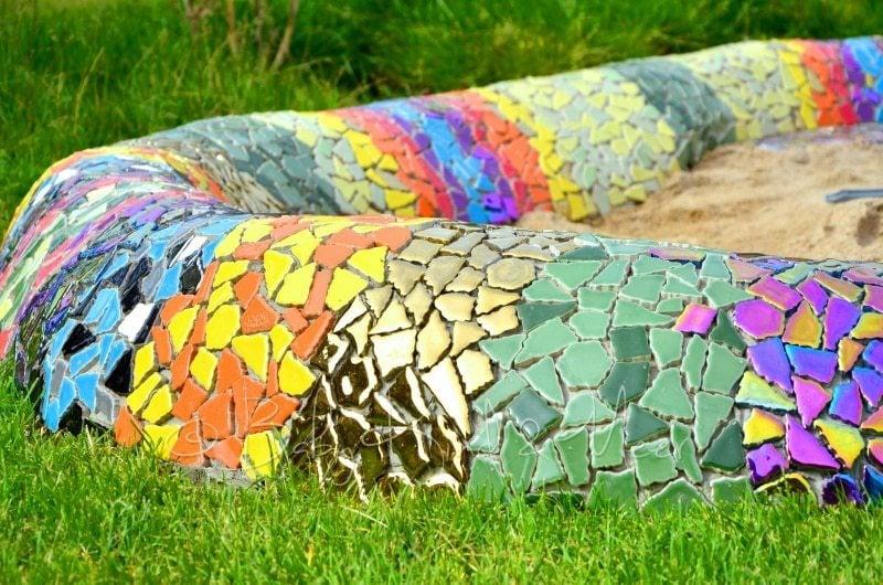 mosaik schlange (13)