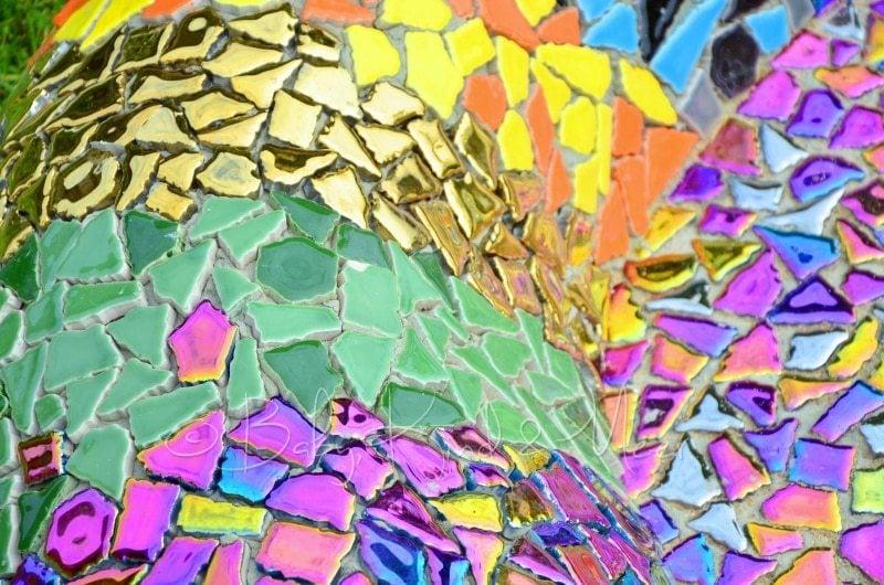 mosaik sclange