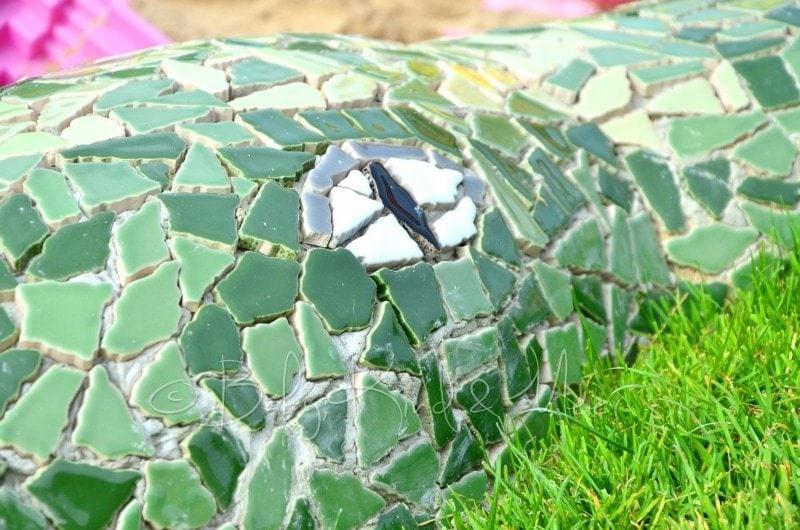 mosaik sschlange