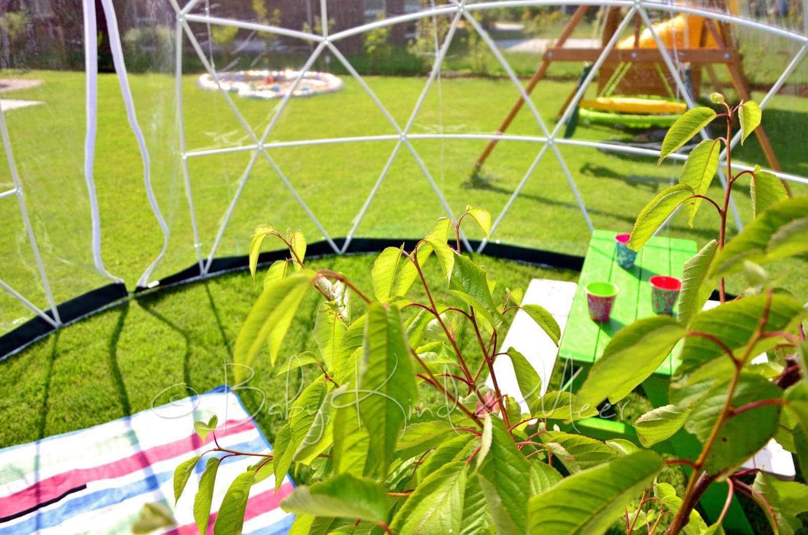 Das Garden Igloo Verlosung Kinderzimmer Co Baby
