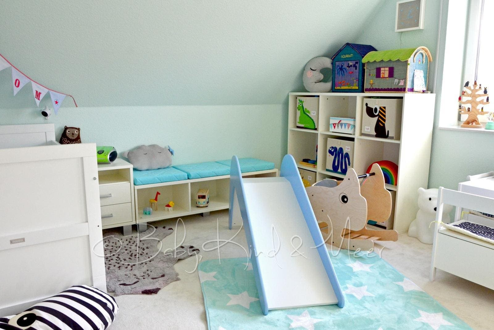 toms kinderzimmer roomtour family living interior baby kind und meer. Black Bedroom Furniture Sets. Home Design Ideas