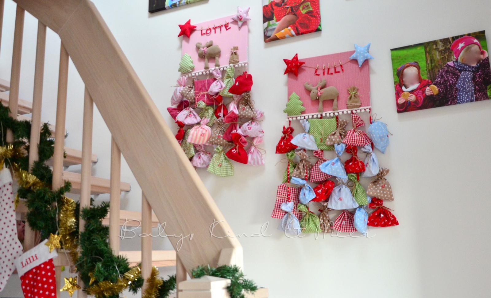 Weihnachtskalender Für Kinder Basteln.Diy Adventskalender Die 10 Schönsten Ideen Diy Inspirationen