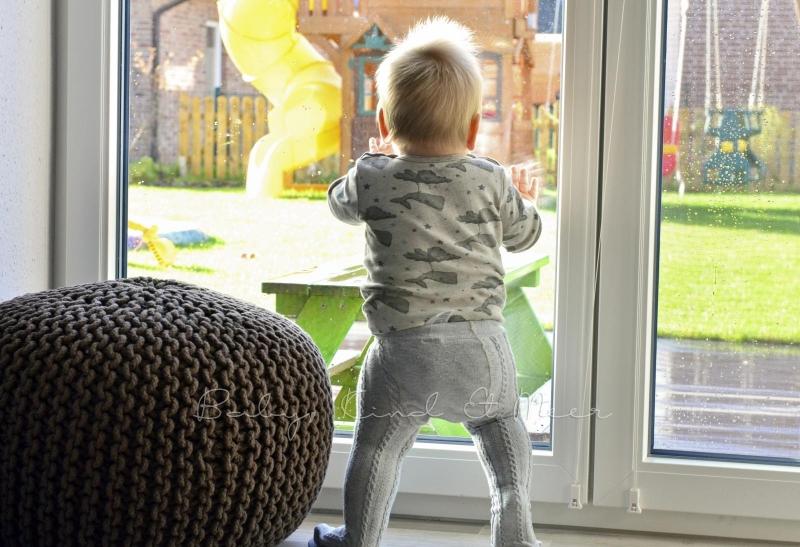Tom am Fenster