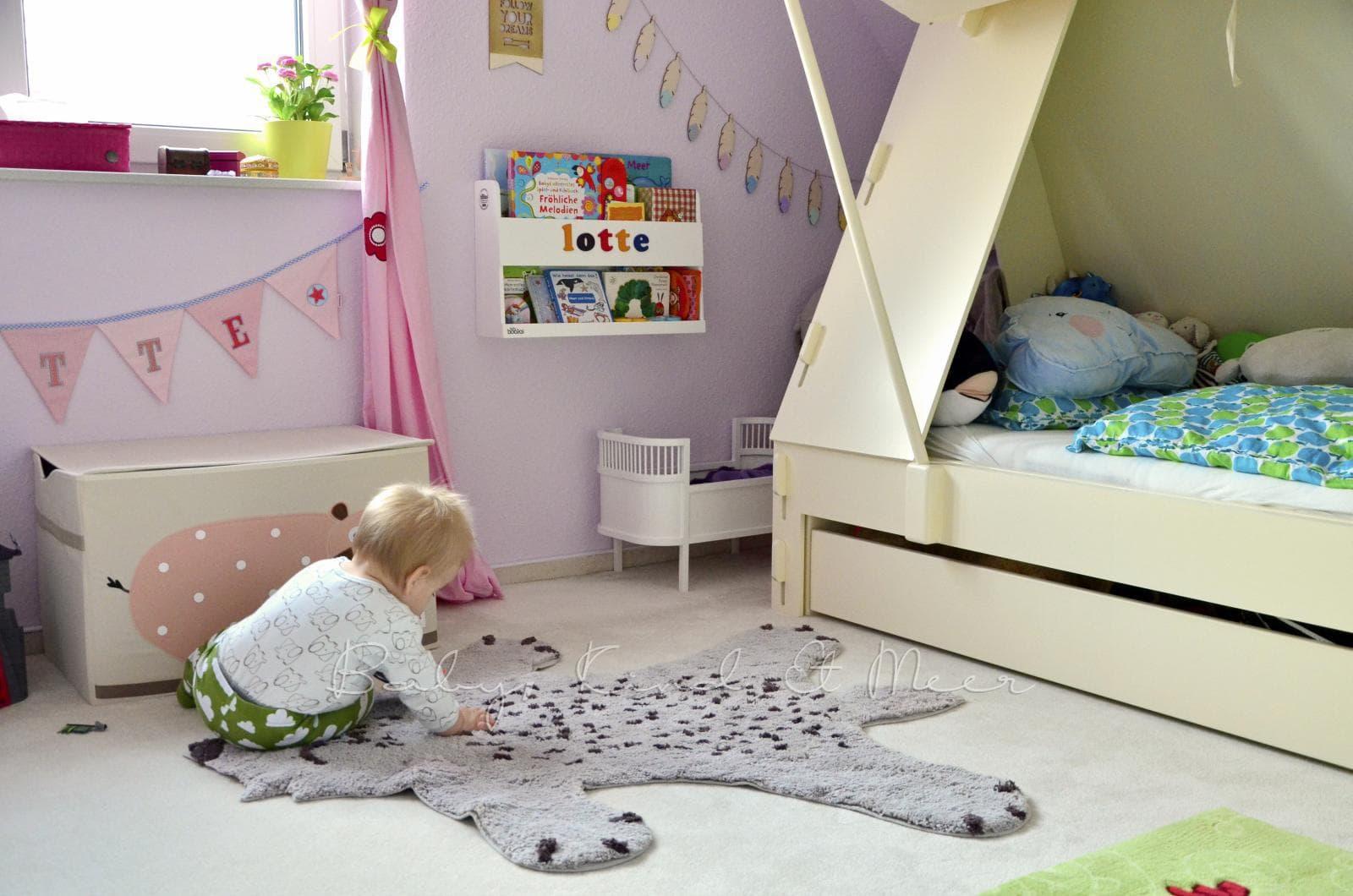 UNSERE NEUEN KINDERZIMMER - Interior, Familienleben - Baby, Kind und Meer