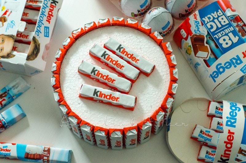 Kinderschokolade Torte (3)
