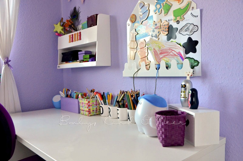 Lillis Schreibtisch
