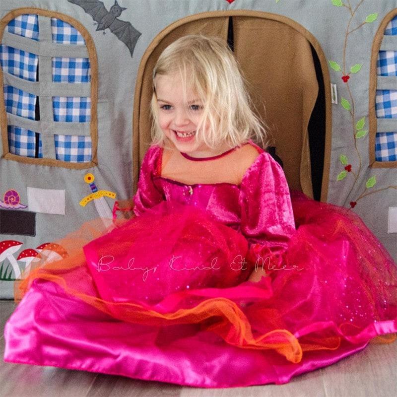 Lotte als Prinzessin (2)