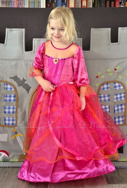 Lotte als Prinzessin