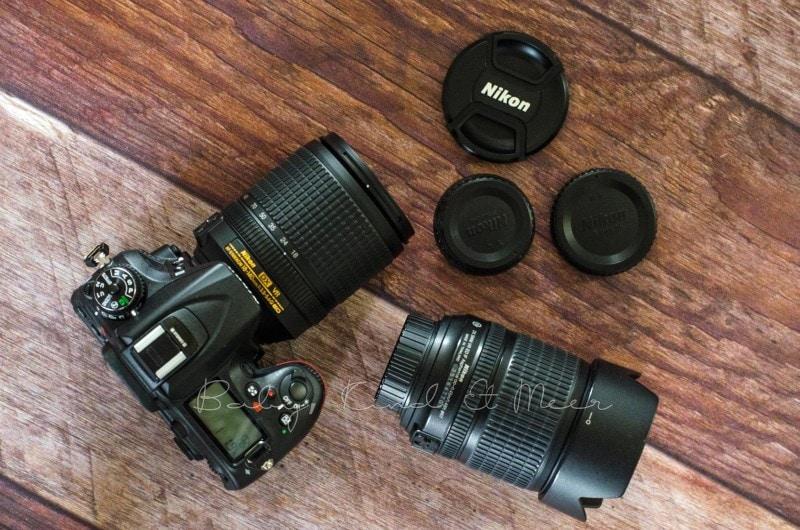 Nikon Ausstattung