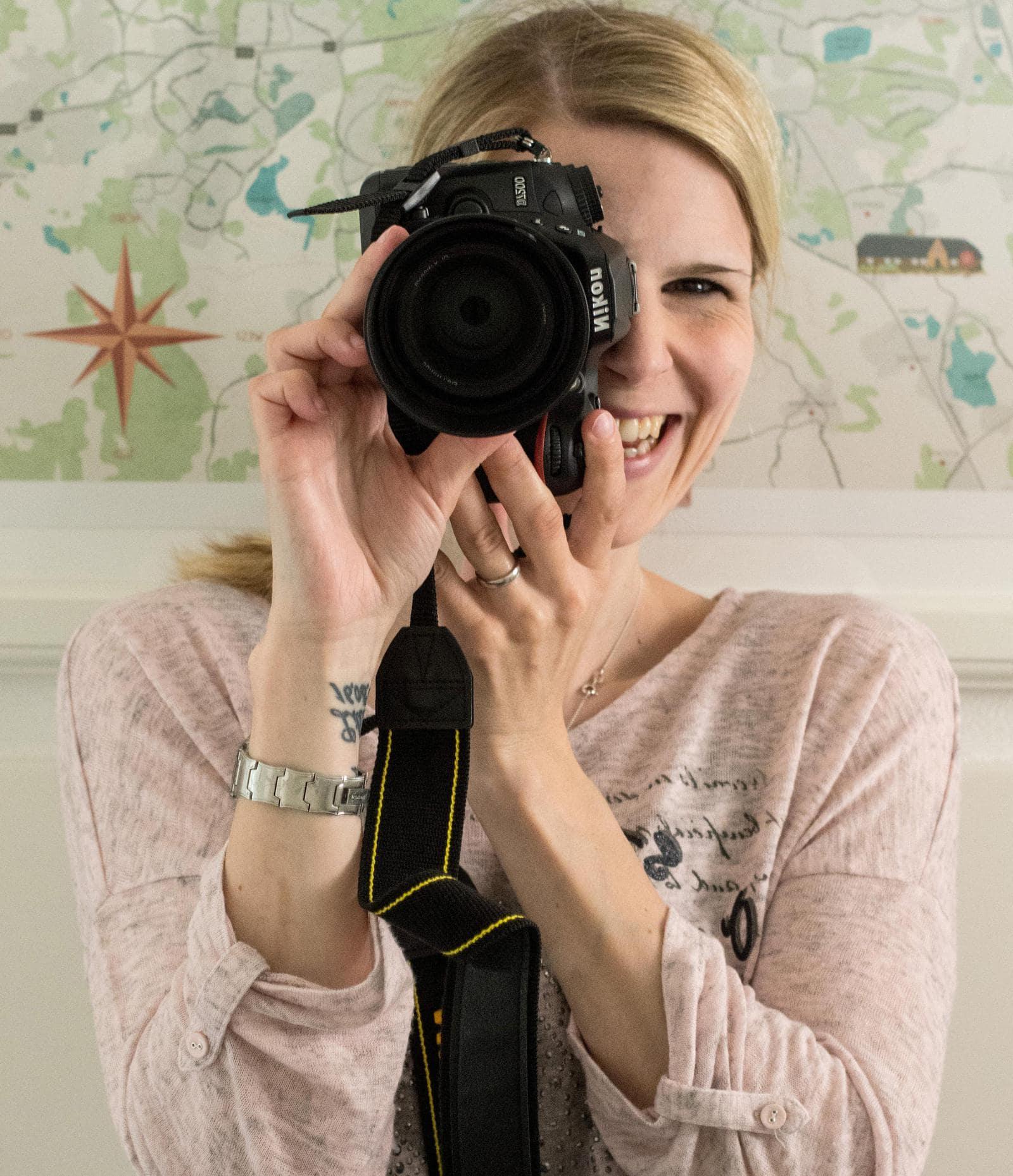 Meine Nikon Kamera: