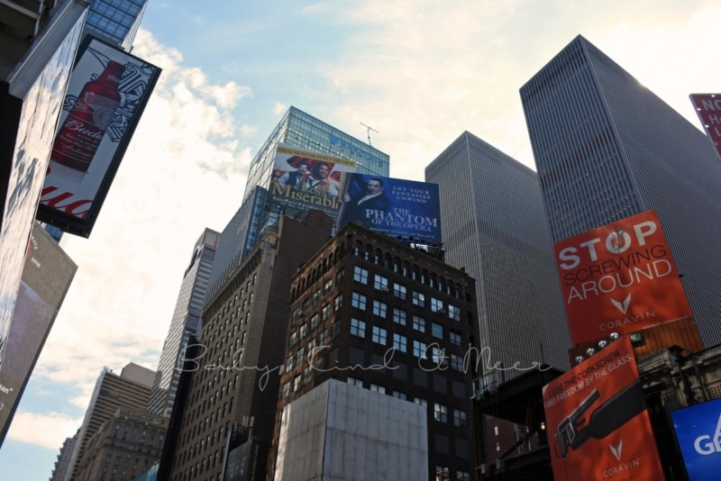 Times Square am Tag (3)