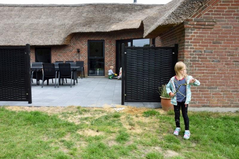 Esmarch Ferienhaus Garten (2)