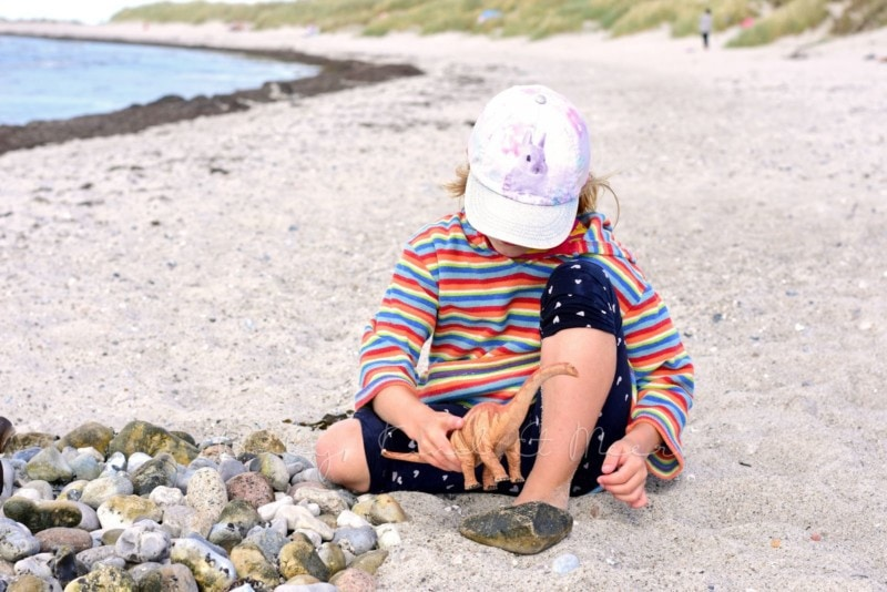 Lilli am Strand (2)