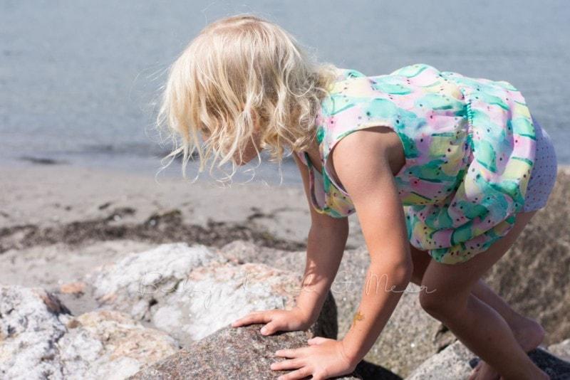 am Strand mit Freunden (3)