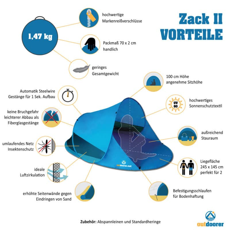 pop up strandmuschel-Zack-II_Info
