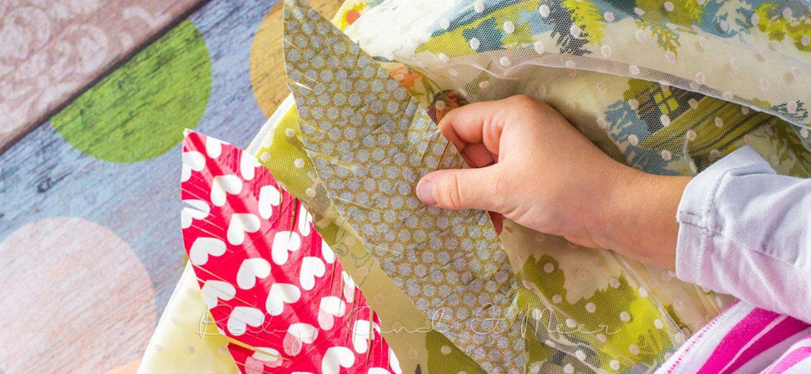 10 Bastelideen Mit Washi Tape Diy Inspirationen Baby