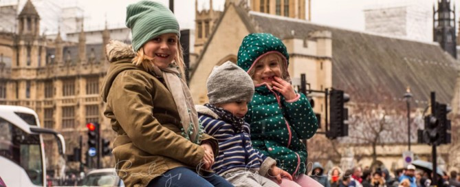 London Als Familie