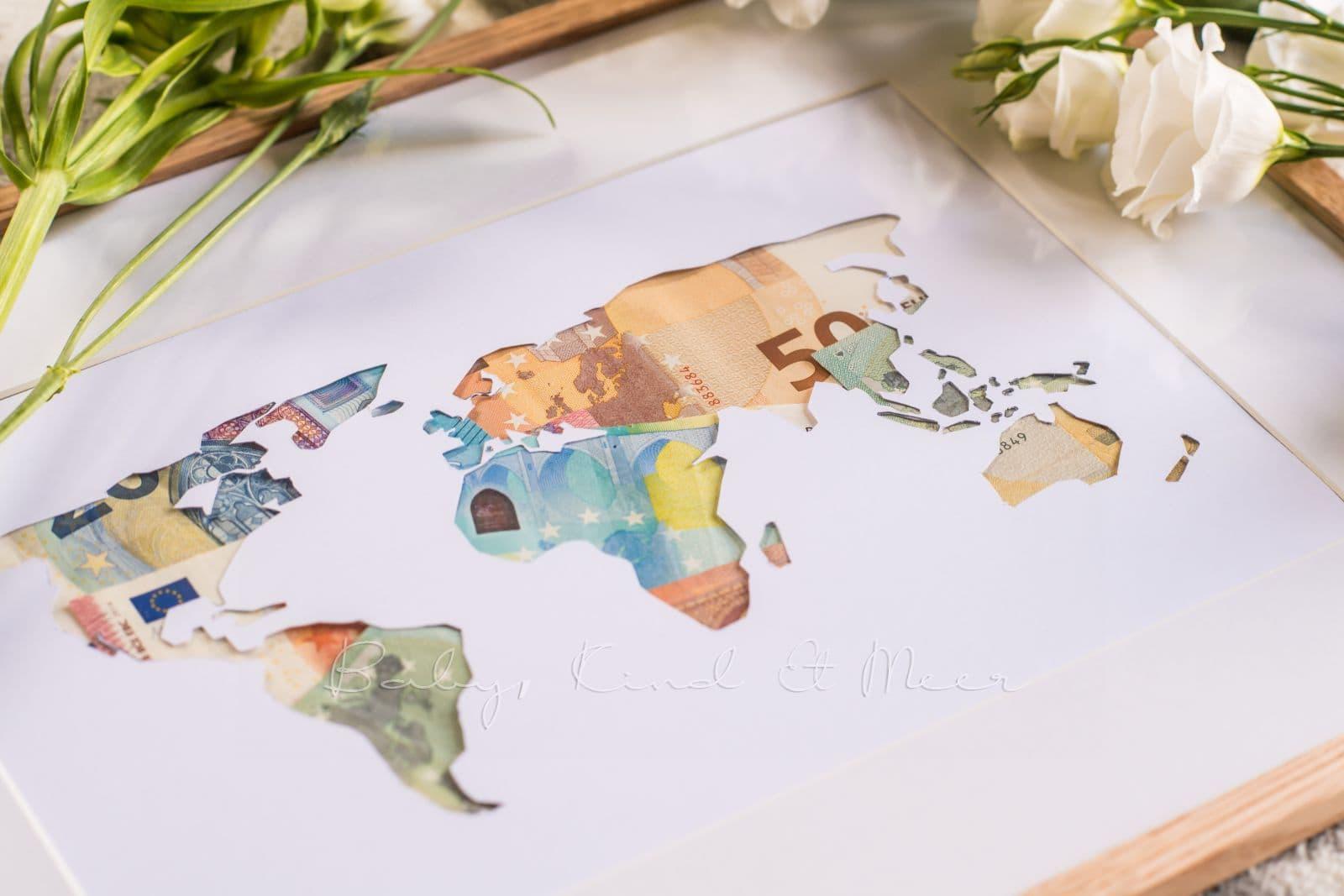 Diy Geldgeschenk Zur Hochzeit Diy Inspirationen Baby Kind